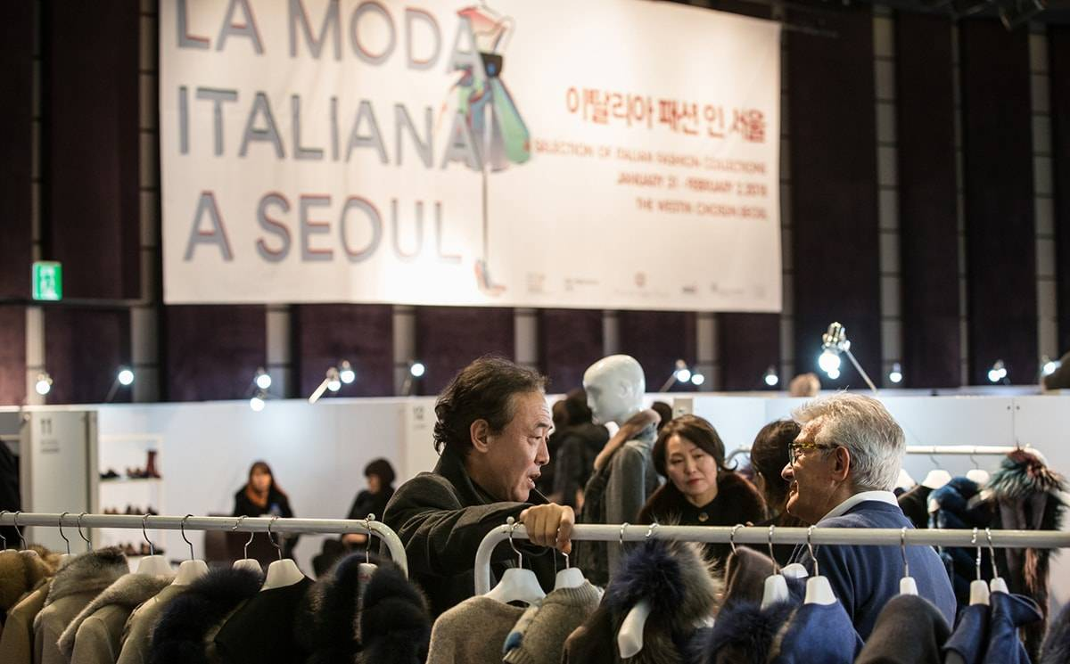Italian fashion days: sono 26 i brand italiani in Sud Corea