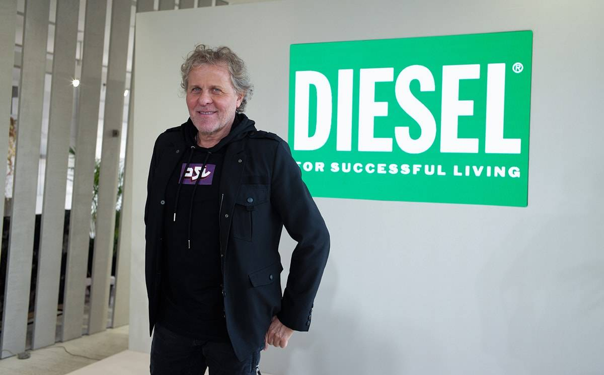 Diesel ha aderito al The Fashion pact