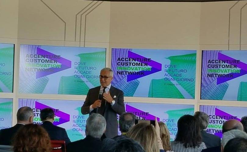 Accenture inaugura il nuovo Customer innovation network a Milano