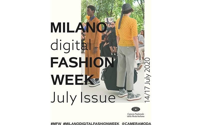 Camera Moda Calendario Febbraio 2021 Camera moda presenta il calendario della Digital fashion week di