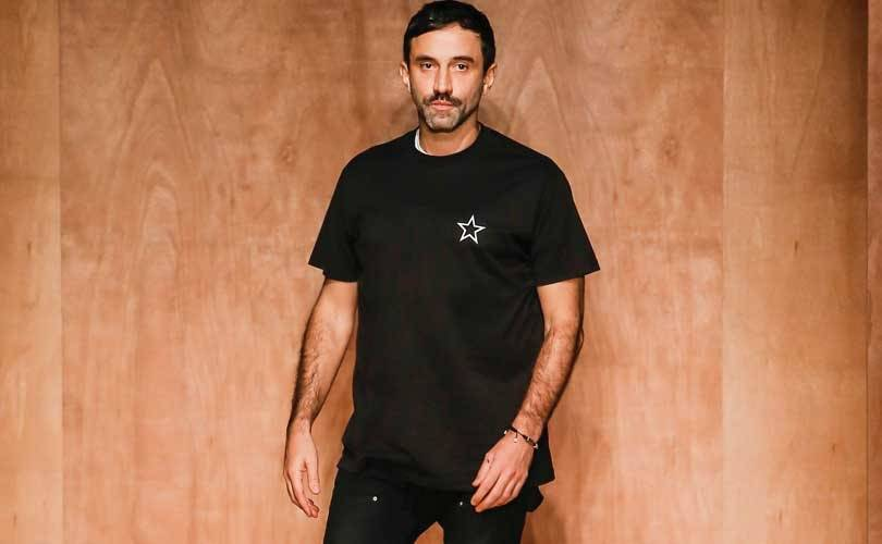Riccardo Tisci è chief creative officer di Burberry