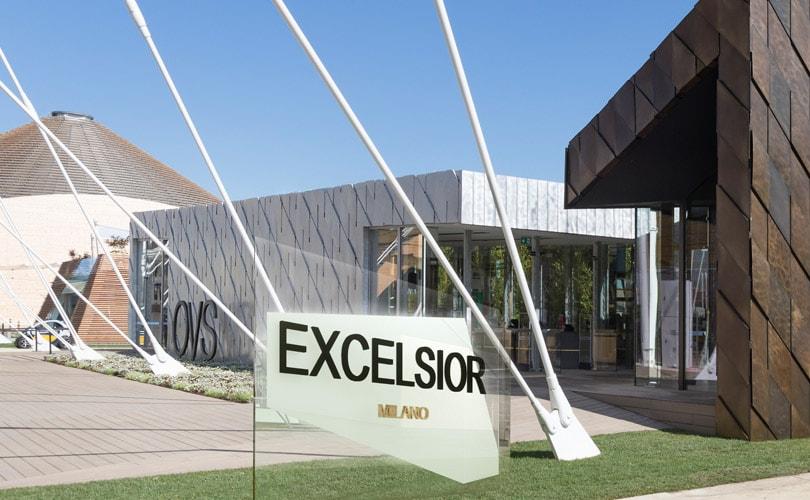 Aperti gli store Ovs ed Excelsior Milano a Expo 2015