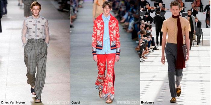889d97db4b Dalle passerelle le tendenze per la moda uomo della primavera estate ...