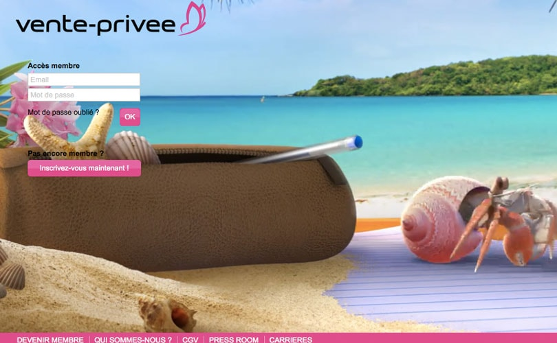 Vente privee acquisisce il controlllo di vente - Vente exclusive belgique ...
