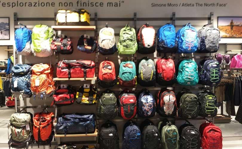 on sale 790ee 8ebda The North Face apre presso Il Centro di Arese