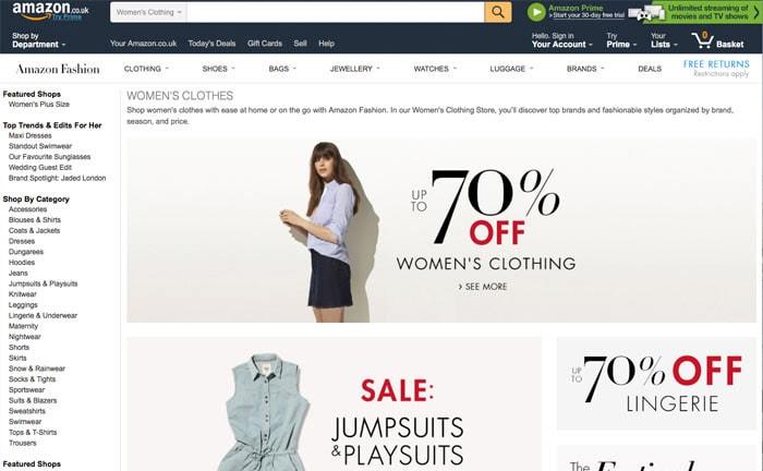 Amazon apre un secondo polo logistico in Italia