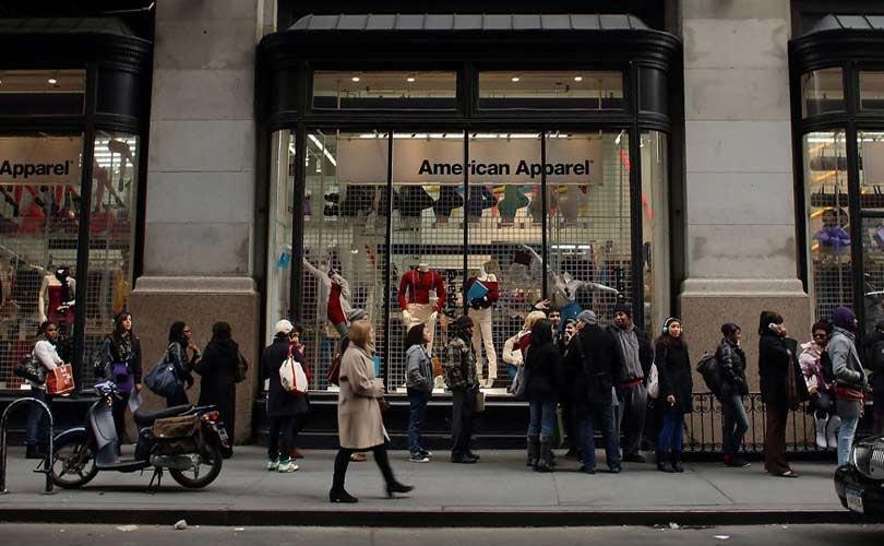 Ecommerce e sviluppo retail per la nuova American Apparel