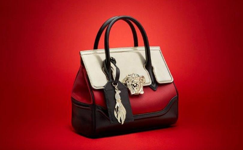 f5eb2e8ba9 Versace: una borsa per il capodanno cinese