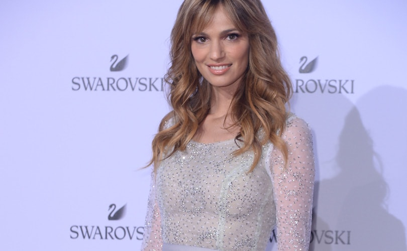 In foto: Swarovski apre la fashion week con un glittering party