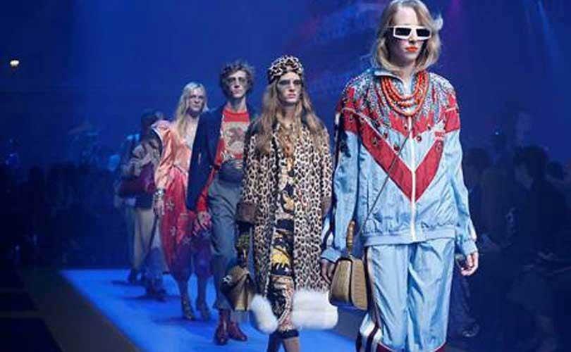 MMD  Nostalgia per gli anni  90 e un tocco green per la fashion week 8cdea572137