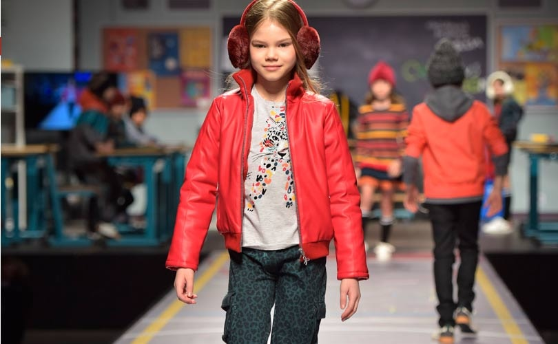 Children's fashion from Spain ha sfilato a Pitti Bimbo