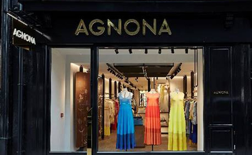 Agnona: new opening nel quartiere londinese Mayfair