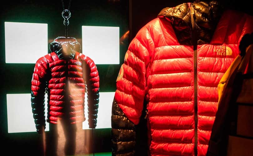 All'asta il 5 agosto pezzi leggendari di The North Face