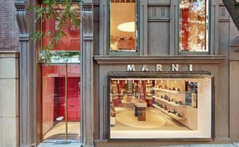 Marni ha aperto in Madison avenue, a New York