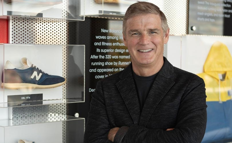 New Balance: Joe Preston è il nuovo presidente e ceo