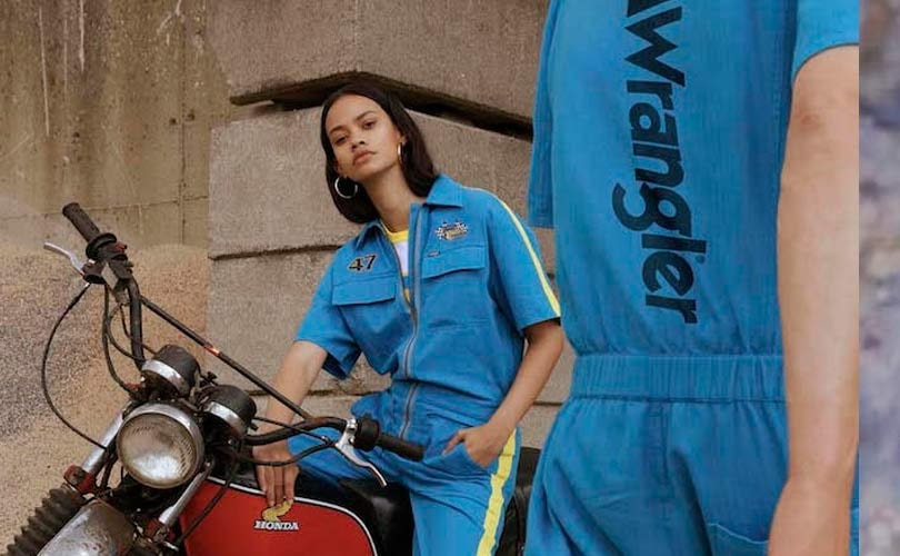 Wrangler lancia la collezione unisex Blue and Yellow