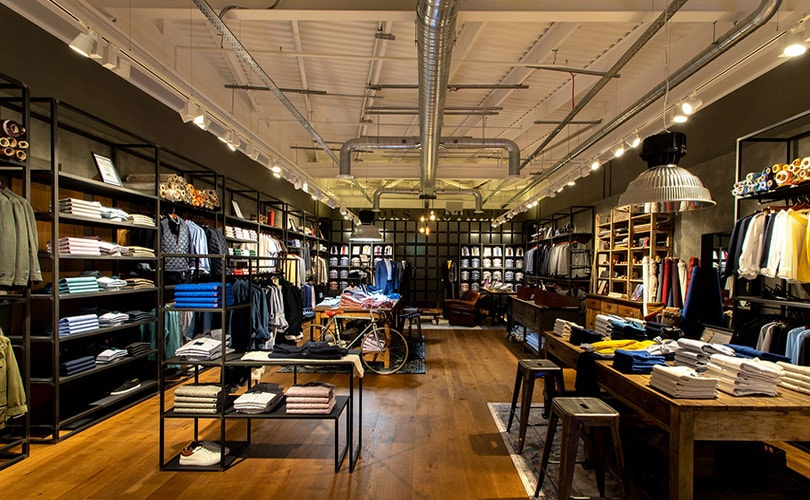 Brooks Brothers apre all'Icon Outlet at The O2 a Londra