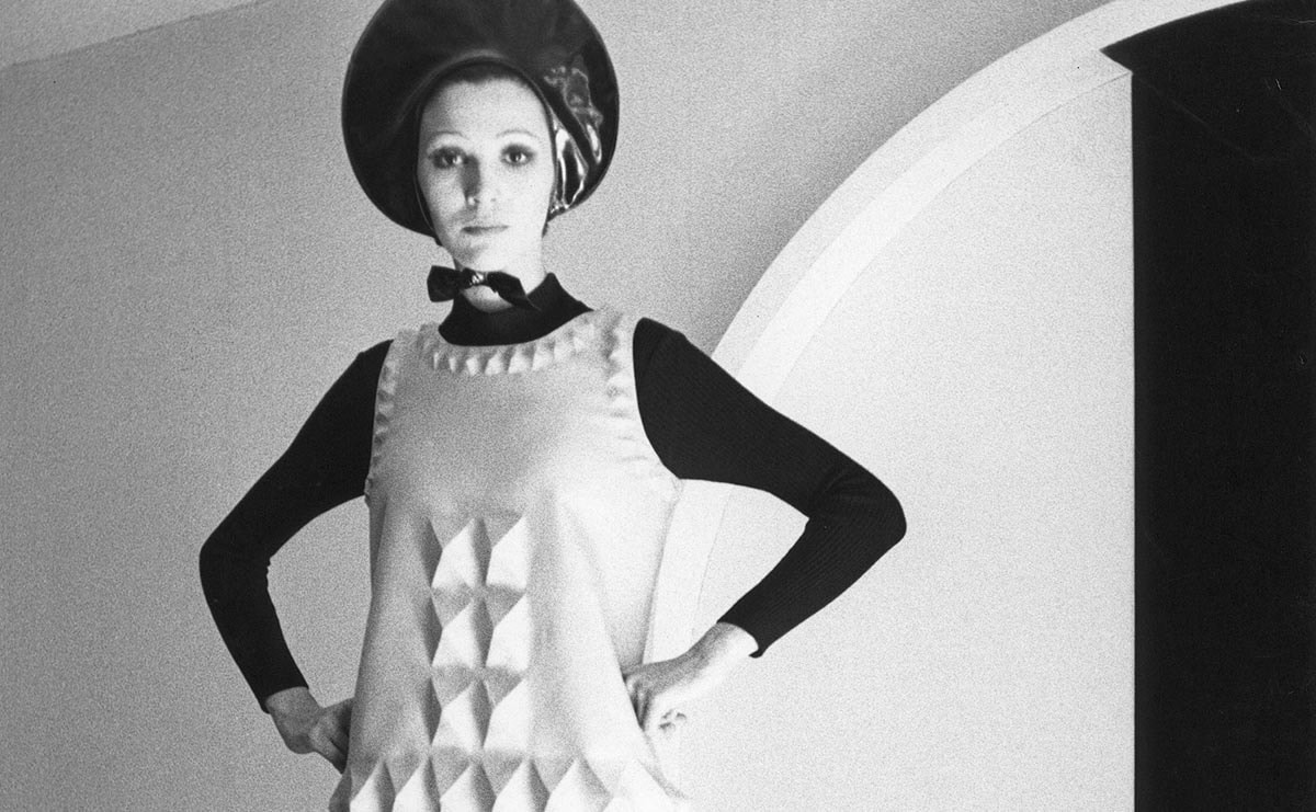 Pierre Cardin in mostra al Brooklyn Museum di New York