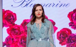 Blumarine ospite d'onore dell'Arab fashion week