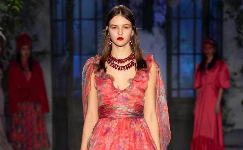 Calendario Sfilate Milano.Milano Moda Donna 58 Sfilate In Calendario