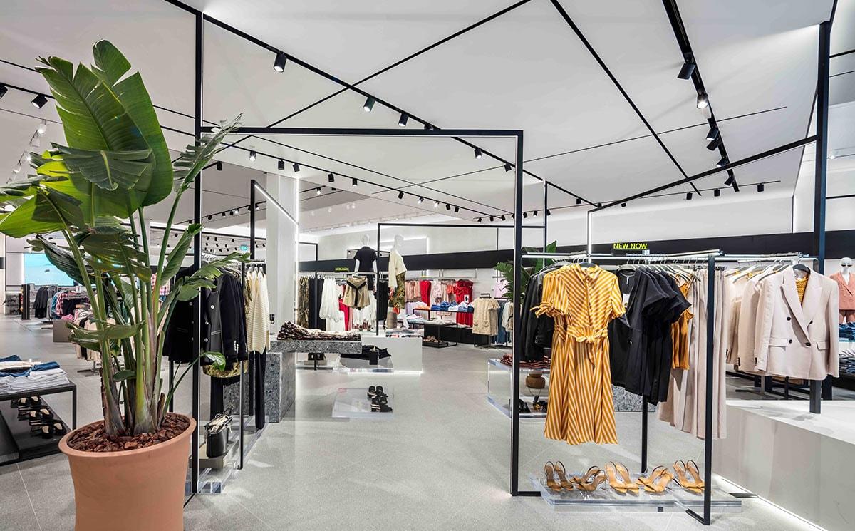 collegare Outlet abbigliamento