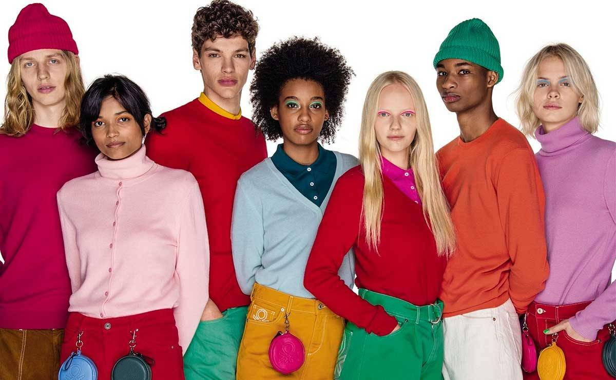 Benetton e Woolmark insieme per Wool so cool