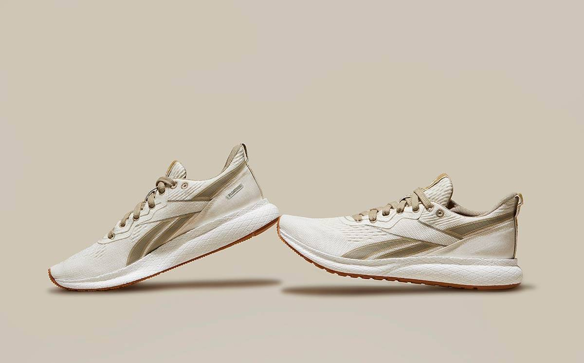 Reebok annuncia la prima scarpa da corsa fatta con materiali