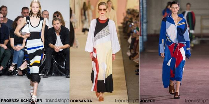 Le stampe womenswear SS17 sulle passerelle