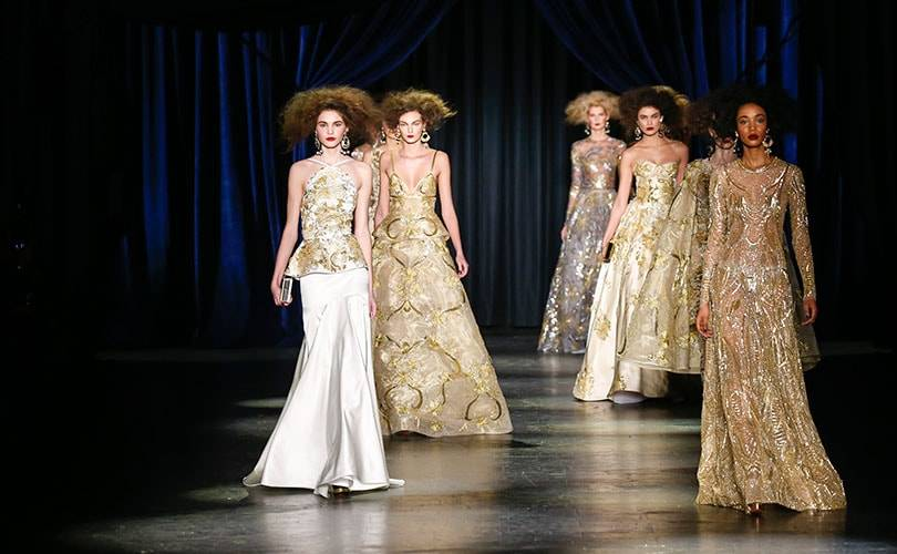Celebrity Designer Naeem Khan to take part in Barcelona Bridal Fashion Week